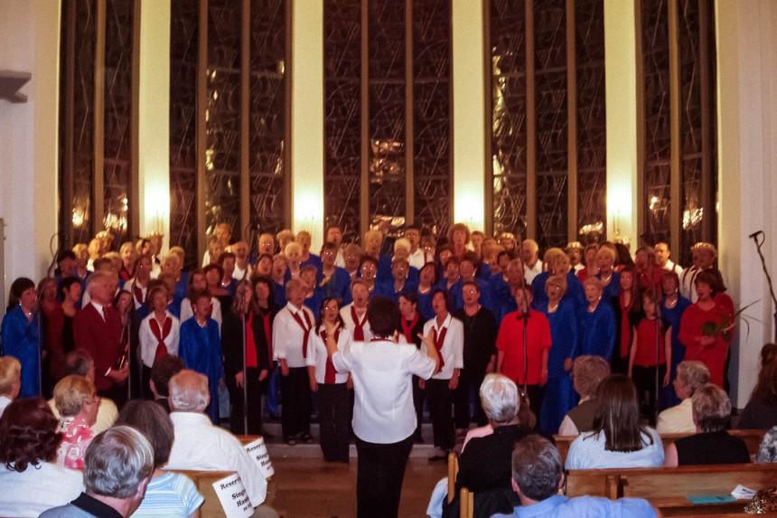22.06.2004 Konzert mit Tropical Harmony