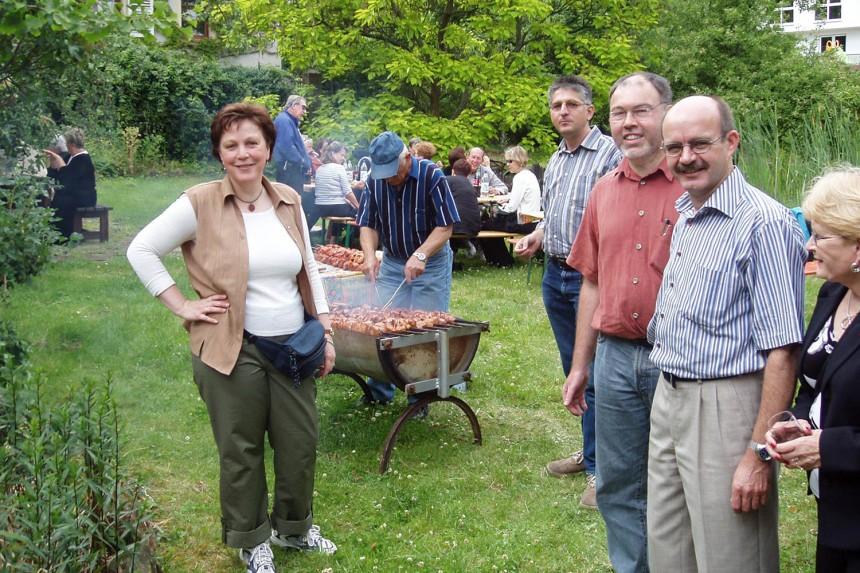 4'n More Sommer-Grillen